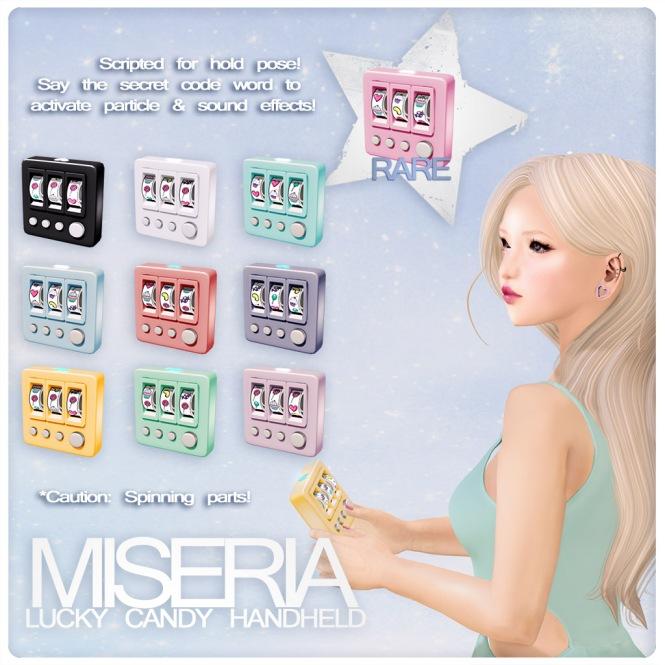 Miseria - Candy luck KEYSM